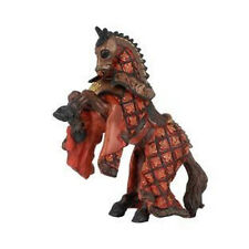 Papo King of Knights Horse Red Toy Figurine 39920 NEW