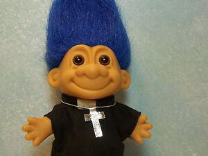 "NEW IN ORIGINAL WRAPPER 5/"" Russ Troll Doll AROUND THE WORLD AUSTRALIA"