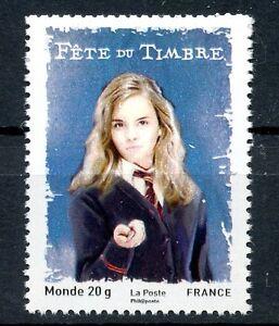 Stamp / Timbre France N° 4026 ** Fete Du Timbre / Harry Potter Soulager La Chaleur Et La Soif.