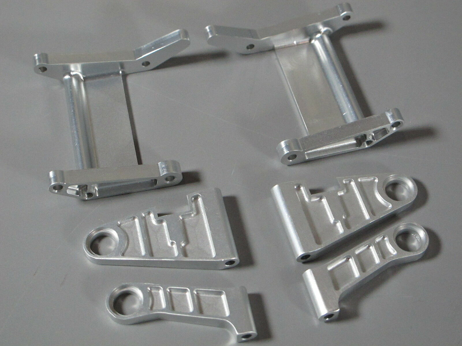 Aluminum Swing Upper Lower Arm 6pcTamiya 1/12 RC Porsche 959 Toyota Celica Gr.B
