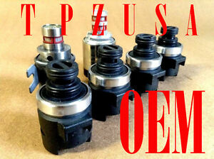 Details about 5R55E 4R44E 4R55E SOLENOID 6/PC/KIT 97UP FORD RANGER