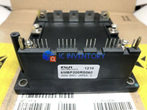 1PCS FUJI 6MBP200RS060 Module Power Supply New 100% Quality Guarantee
