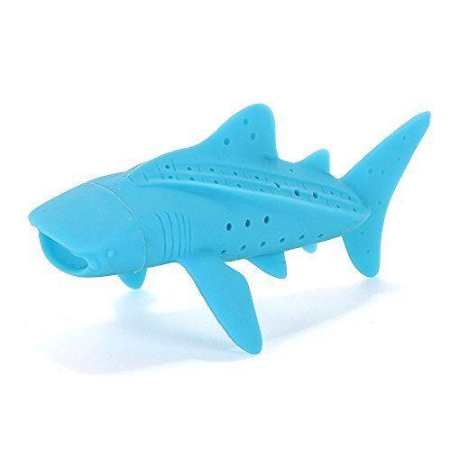 Colorata Silicone Animal Tea In Fuser Tea Strainer Animal Tea Shark Rice Shark