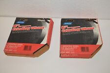 Norton 6 All Purpose Grinding Wheel 6in X 1in Thick Fine Grit 88250 Lot Of 2