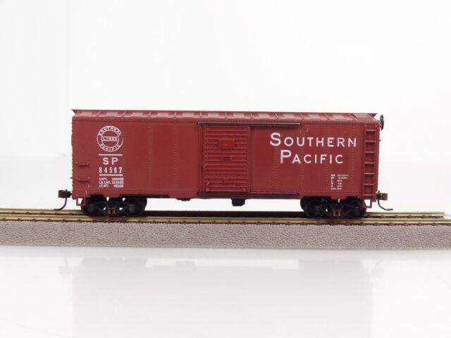 Mantua Vintage HO Southern Pacific Single Door Box Car Road SP 84567 No Box SB14