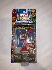 MARVEL LEGENDS SHOWDOWN BOOSTER PACK   E-837 CAPTAIN AMERICA ACTION FIGURE