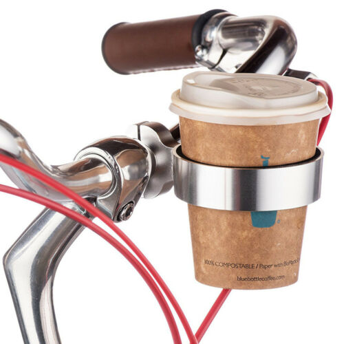 Bike Coffee Cup Holder Tea Cup Holder Bicycle Aluminum alloy Bracket