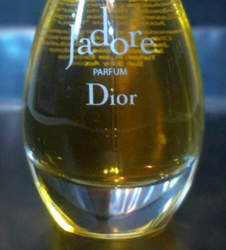 100% AUTHENTIC HUGE Exclusive Edition DIOR JADORE PURE PARFUM SPRAY PART USED
