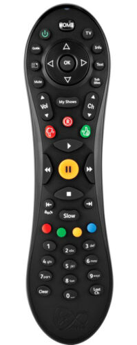 New Virgin Media V6 Tivo Boxes remote control Latest Model With 2x Batteries