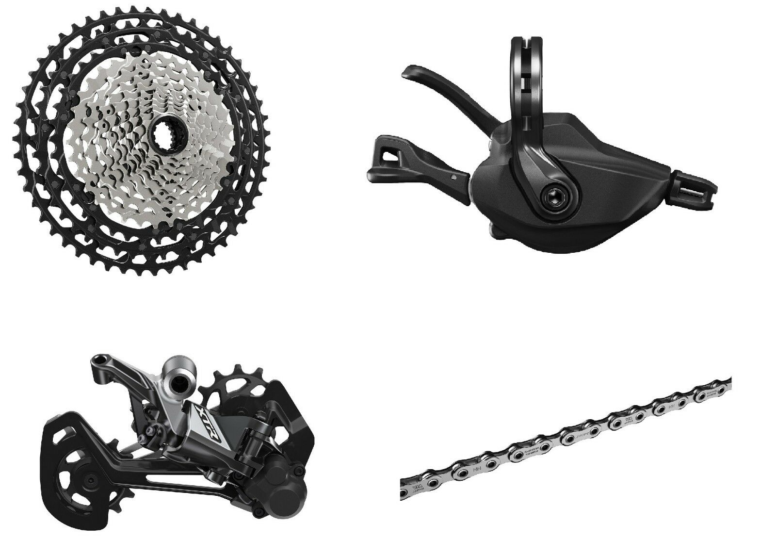 Gruppo Upgrade Kit SHIMANO  XTR M9100 12v  2019  support wholesale retail
