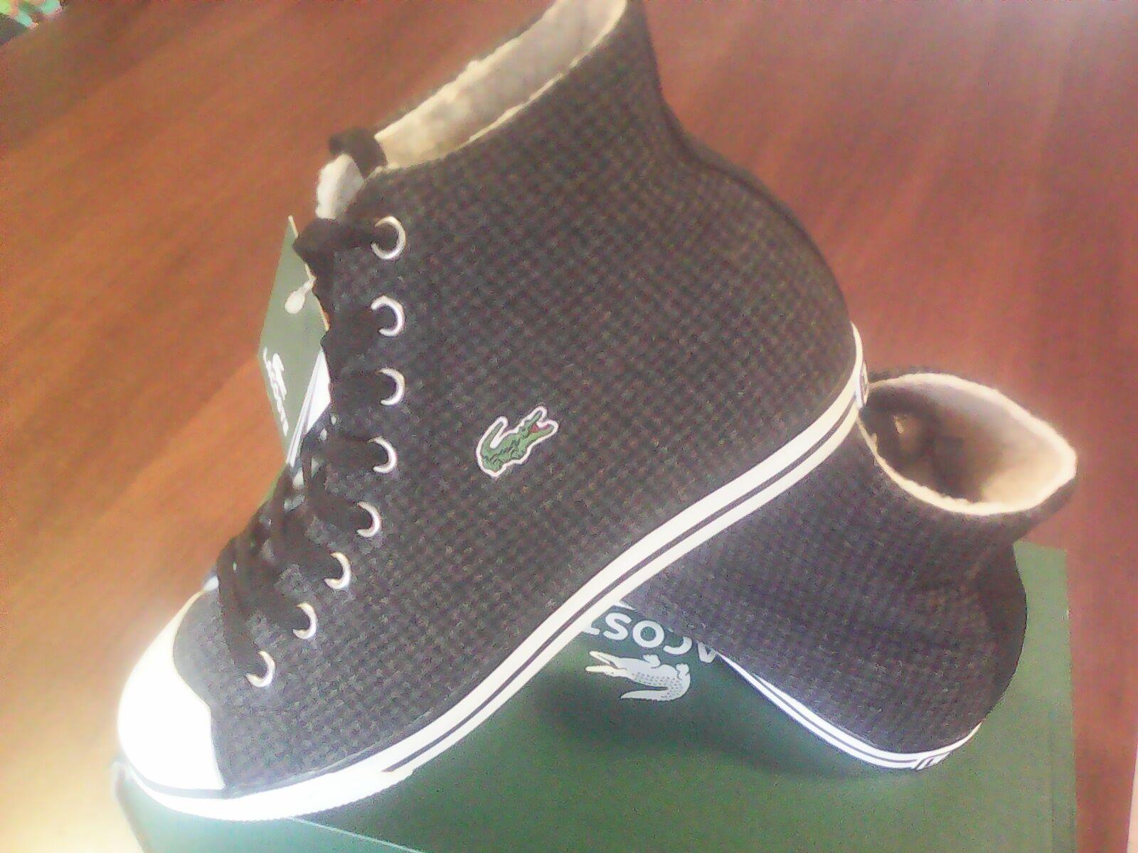 shoes women  SNEAKERS RAGAZZA  LACOSTE LACOSTE LACOSTE ORIGINALE AUTUNNO INVERNO 500155