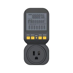 Spartan-Power-Energy-Meter-Electricity-Usage-Monitor-15A-1800-Watt-Maximum