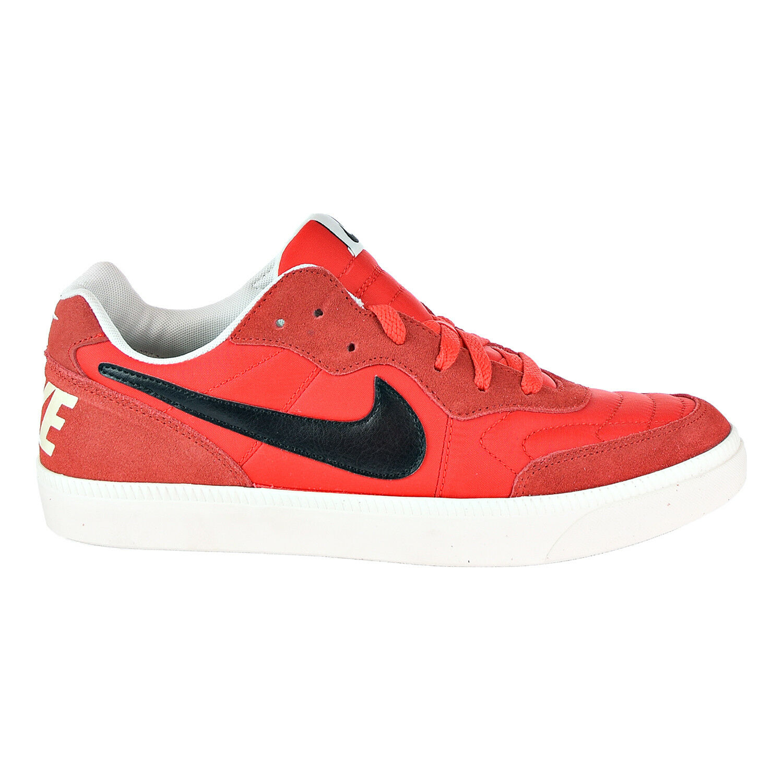 Nike NSW Tiempo Trainer Men's Sneaker Shoes Challenge Red 644843-662