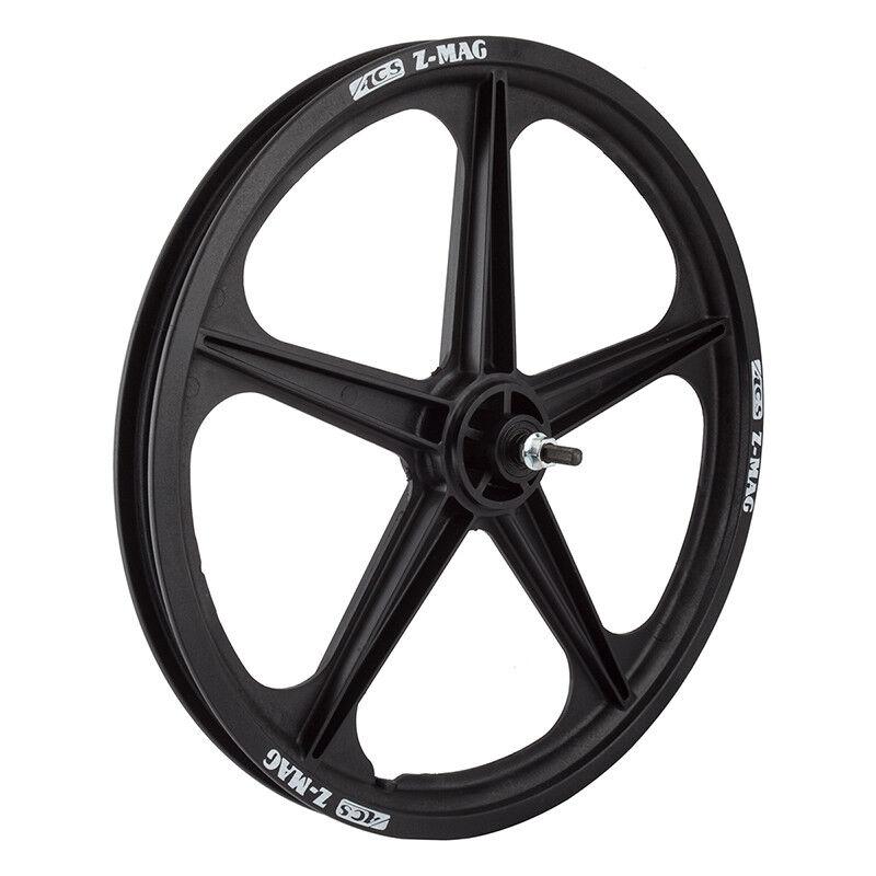 Acs Mag Wheels Whl Mag  Acs 20x1.75 406x25 Ft 5-spoke-blk  good price