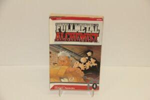 Fullmetal.alchemist Volume 4 Hiromu Arakawa Used Good ...