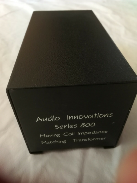 Andet, Andet, Audio innovations series 800 moving coil…