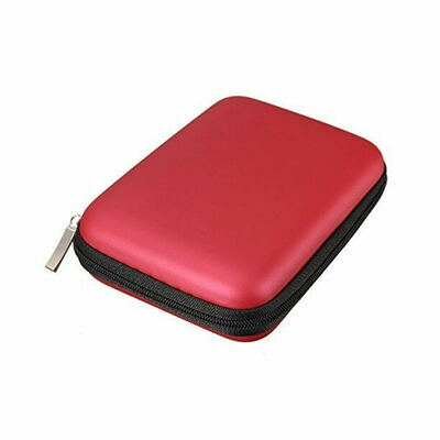 2.5'' Seagate External USB Hard Disk Drive Protect Holder HDD Carrying Case Bag