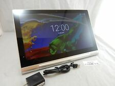 """Lenovo 13.3"""" Yoga Tablet 2 Pro 1380F Android Silver Projector 32GB Storage"""
