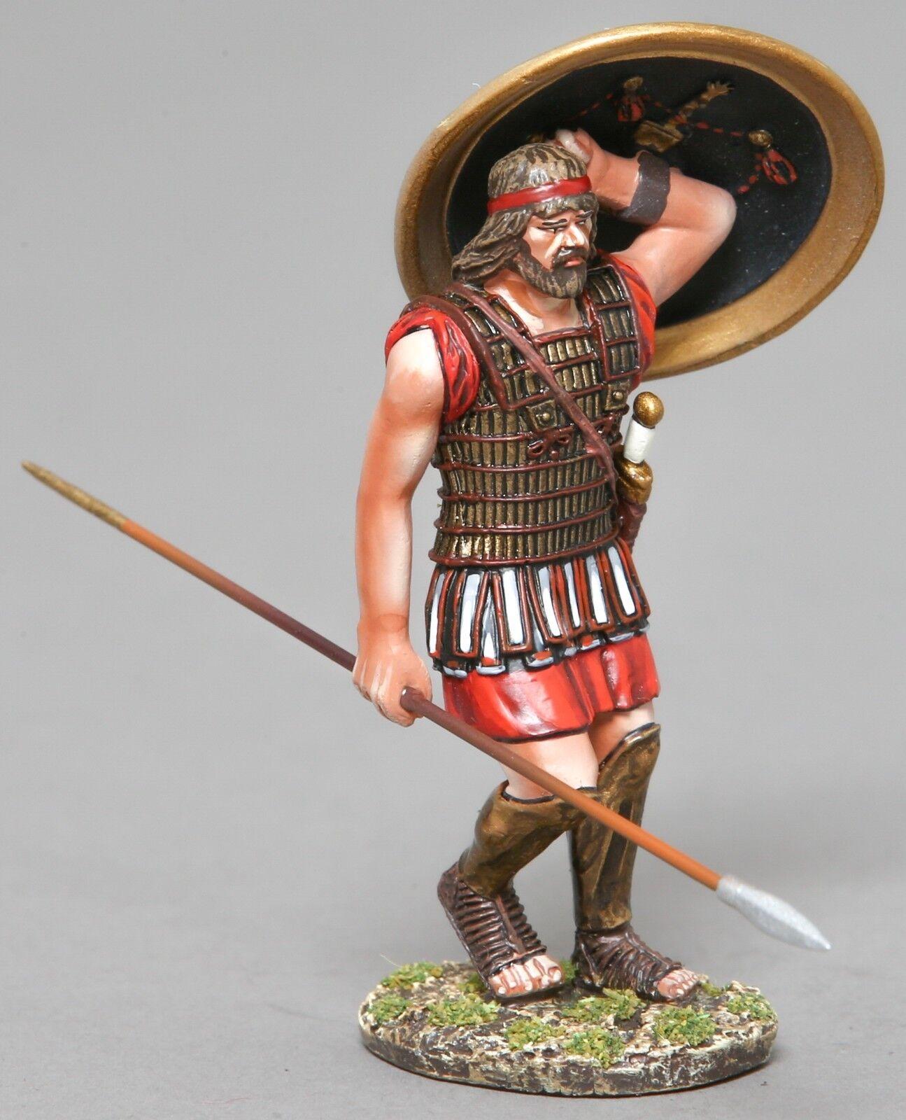 Thomas Gunn Antico Greci & Persiani Spa031a che Marcia Spartan Lambda Scudo MIB