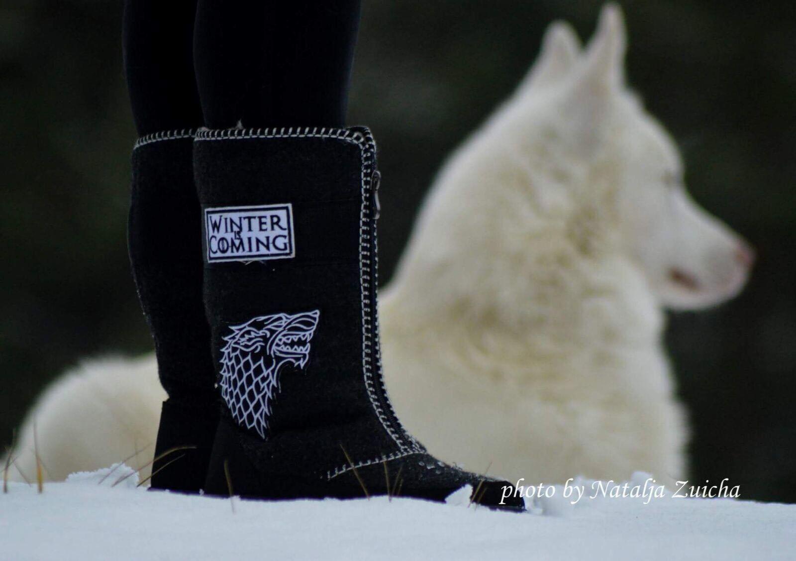 Game of of of Thrones walenki, invierno botas talla 38,39 c0278a