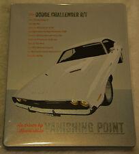 """""""Vanishing Point - Fluchtpunkt San Fransisco"""" Blu-ray Steelbook, deutscher Ton"""