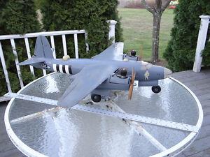 b26-marauder-model-airplane