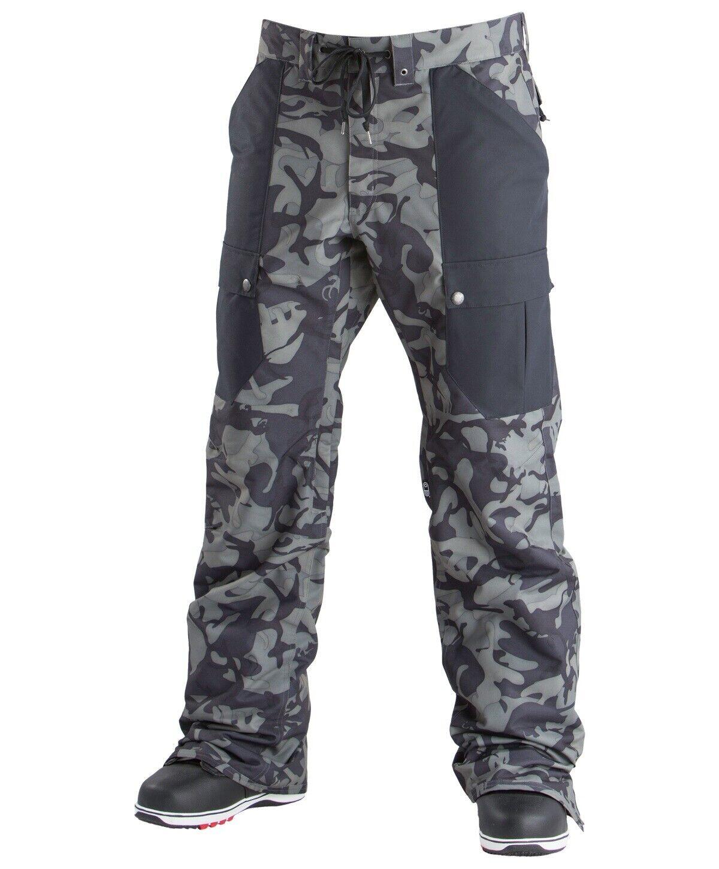 AIRBLASTER Freedom Cargo Pants Stealth Dinoflage