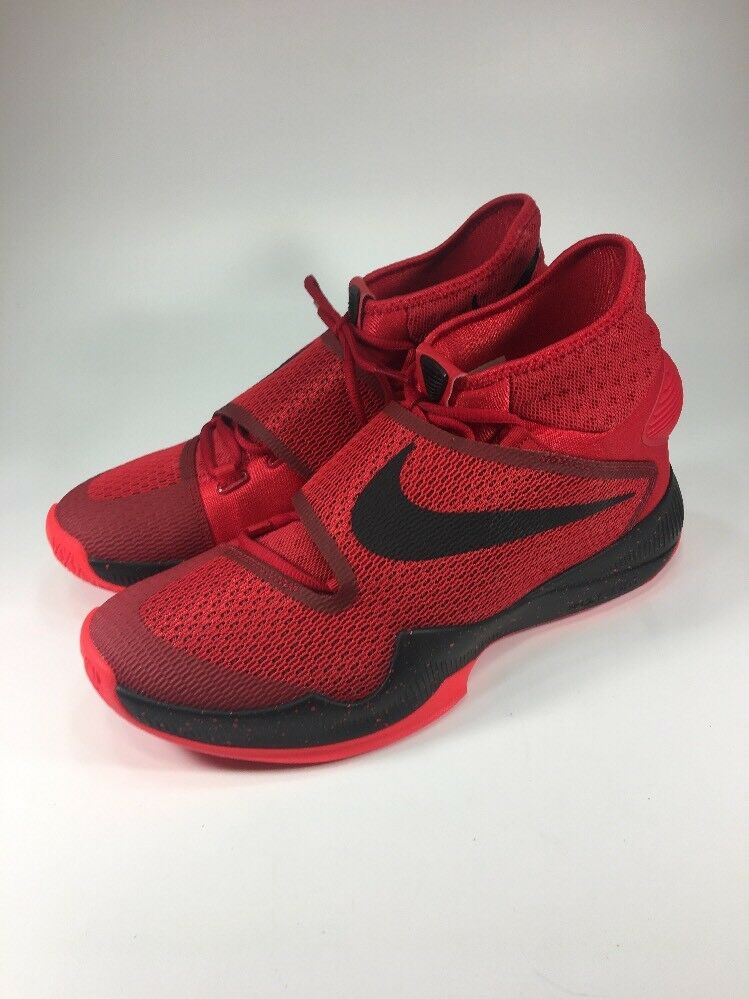 NEW NIKE HYPERREV 2016 RED BLACK SHOES 820224 660 660 660 MENS SIZE 11 M b6800c