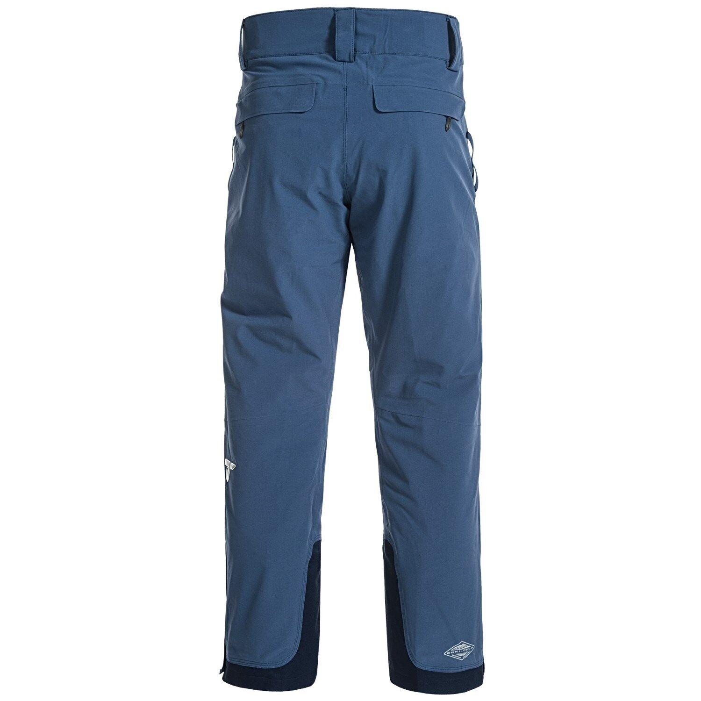 Columbia Zip Down Titanium Omni Heat Mens Ski Snowsports Pants, XL