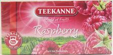Teekanne RASPBERRY Tea - 20 tea bags- Made in Germany