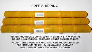 Image Is Loading Honda Hybrid Battery Ima Sticks For Insight Amp