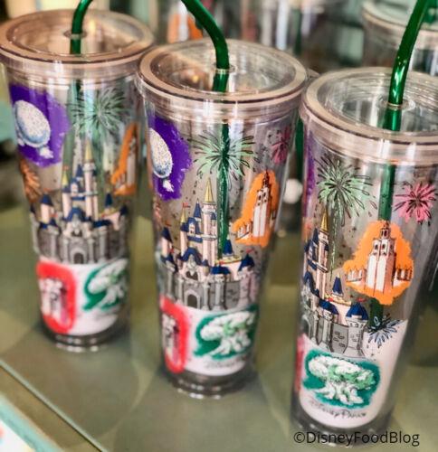Walt Disney World Parks Starbucks Tumbler 2019 Brand New with Tags.