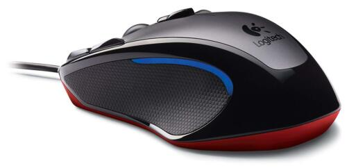 Logitech G300 Gaming Laser Mouse 9 Programmable Buttons Controls