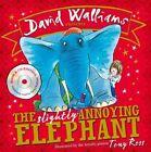The Slightly Annoying Elephant by David Walliams (Mixed media product, 2014)