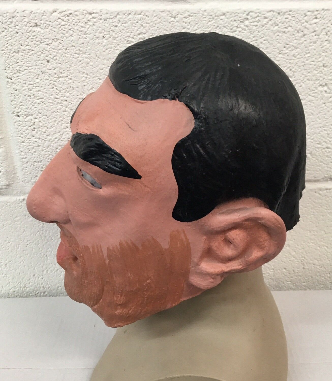 ERIC CANTONA MASK LATEX LOOKING FOR ERIC FRENCH FOOTBALLER MANCHESTER FRANCE