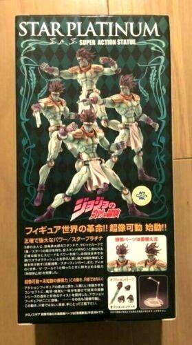 Super Action Statue SAS Star Platinum Figure JoJo/'s Bizarre Adventure part 3