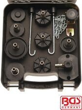 BGS Tools Adapter Set For Air Brake Bleeder BGS Tools 8316 8316