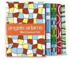 Angela Adams Line: Angela Adams Mini Journal Set by Angela Adams (Diary, 2005)