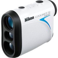 Nikon Coolshot 20 Golf Rangefinder Compact Lightweight Handy