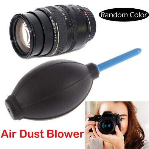 Huracán Soplador de aire de polvo Limpiador de Sensor de lente de cámara de vídeo herramientas de limpieza