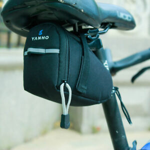 Wasserdicht-Outdoor-Radfahren-Satteltasche-Fahrrad-Fahrrad-Sitz-Schwanz-hinten-Etui