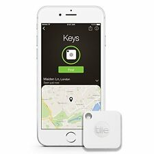 Cell Phone GPS Tracker Key Chain Bluetooth Tile Device App Locator Finder Items