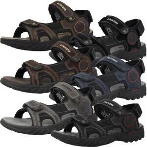 Systematisch Dockers By Gerli 36li015 Men Schuhe Herren Outdoor Sandalen Freizeit Sandaletten Knitterfestigkeit Wanderschuhe Bekleidung
