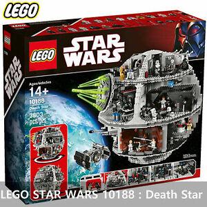 LEGO 10188 STAR WARS 10188 : Death Star New & Sealed