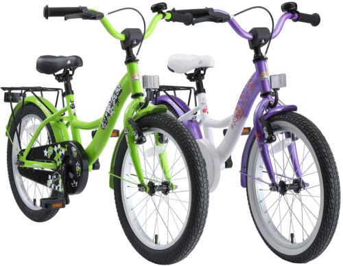 """Years Boys Girls18/"""" Inch Classic BIKESTAR Kids Bike Children Bicycle Age 5"""