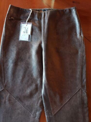 pour Pantalon Giorgio's Palm femmes en Of 6 Beach cuir taille OwOrYH1q