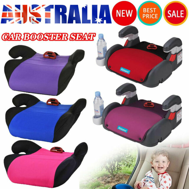4-12 years Car Booster Seat Chair Cushion Pad For Toddler Children Kids Sturdy