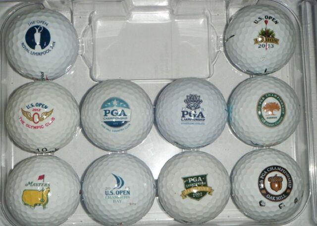 36 - 3 Dozen Titleist Pro V1x / V1 PGA Golf Courses AAAAA / Mint Logo Golf Balls