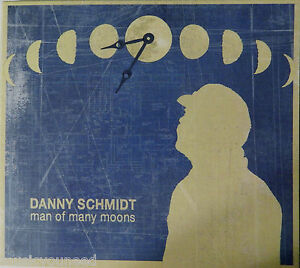 Danny-Schmidt-Man-of-Many-Moons-Digipak-CD-2011-Red-House-Records-VG