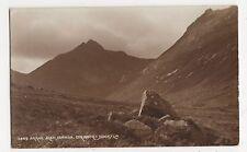 Arran, Glen Sannox, Cir Mhor Judges 11489 Scotland Postcard, A902